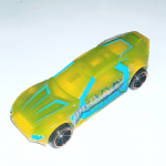 Hot Wheels Bullet Proof car Malaysia 2012 on base loose